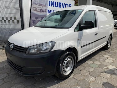 Volkswagen Caddy CARGO L4/1.2/T A/A B/A MAN usado (2015) color Blanco precio $189,000