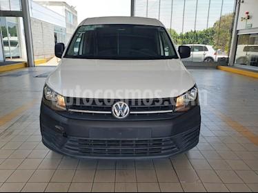 Volkswagen Caddy Maxi usado (2018) color Blanco precio $284,900