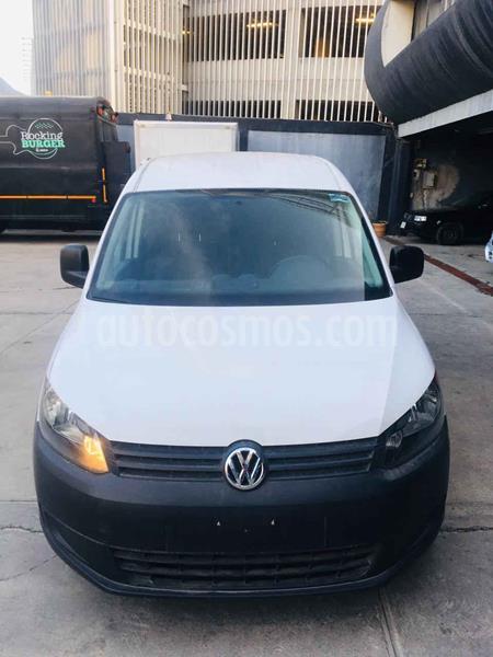 Volkswagen Caddy Maxi usado (2015) color Blanco precio $187,500