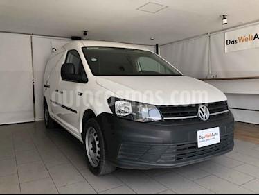 Volkswagen Caddy 4p Maxi Cargo L4/1.2/T A/A Man usado (2018) color Blanco precio $250,000