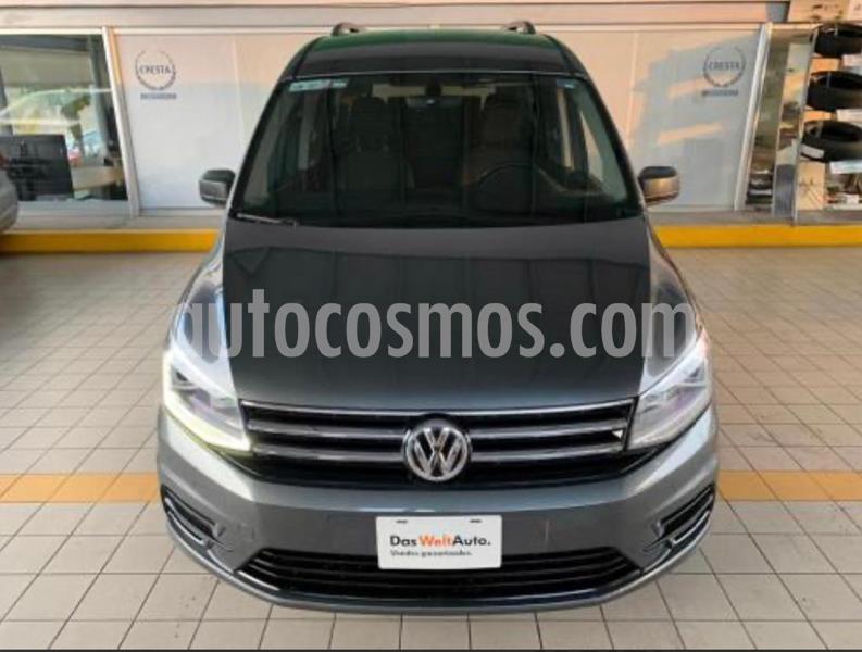 Volkswagen Caddy Pasajeros usado (2018) color Marron precio $304,900