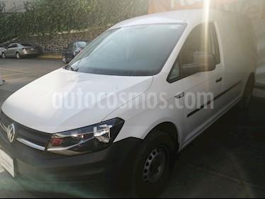 Volkswagen Caddy Maxi A/A usado (2017) color Blanco Candy precio $255,000
