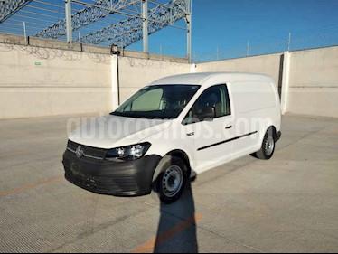 Volkswagen Caddy Maxi usado (2017) color Blanco precio $228,000