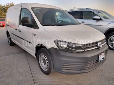 Volkswagen Caddy Maxi A/A usado (2017) color Blanco Candy precio $229,000