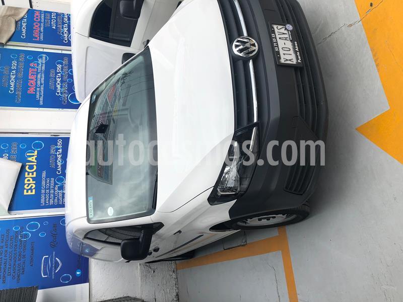 Volkswagen Caddy Maxi usado (2018) color Blanco precio $235,000