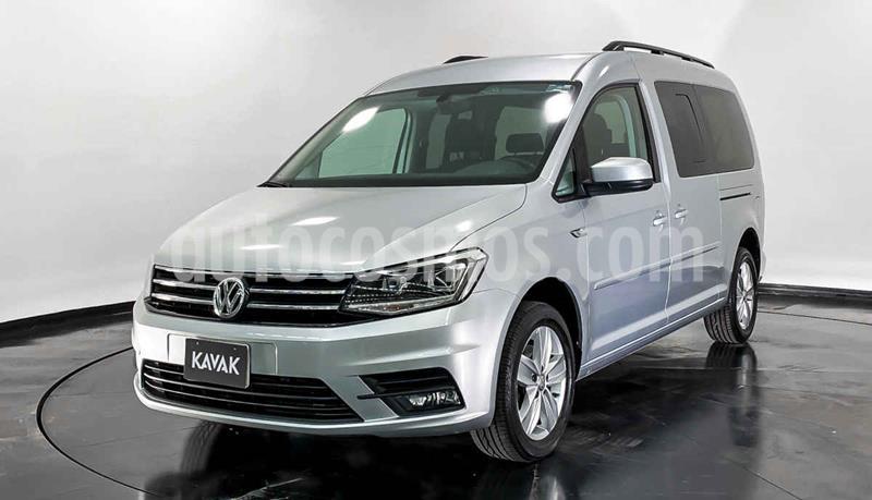 Volkswagen Caddy Maxi usado (2017) color Plata precio $354,999