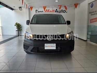 Volkswagen Caddy 1.6L usado (2017) color Blanco Candy precio $235,000