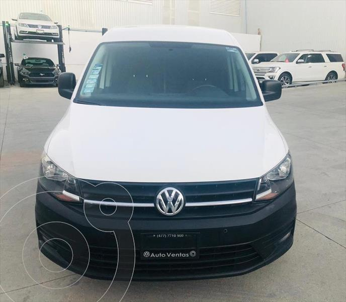 Volkswagen Caddy CARGO usado (2017) color Blanco precio $225,000
