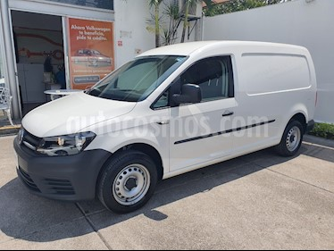 Volkswagen Caddy 1.6L usado (2019) color Blanco Candy precio $319,900