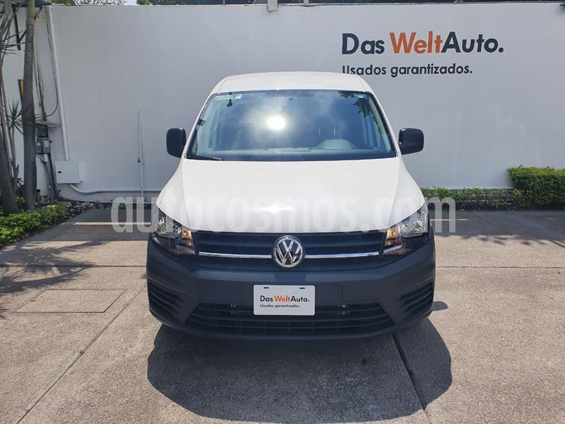 Volkswagen Caddy Maxi A/A usado (2019) color Blanco Candy precio $309,900