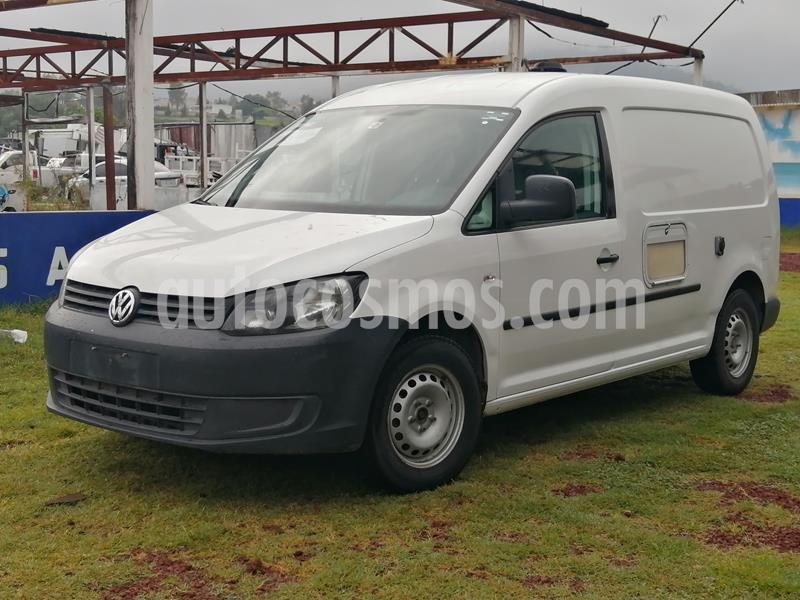 Volkswagen Caddy 1.2L usado (2015) color Blanco precio $179,000