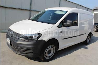 Volkswagen Caddy Maxi usado (2018) color Blanco precio $289,000