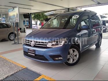 Foto venta Auto usado Volkswagen Caddy Pasajeros (2018) color Azul precio $330,000