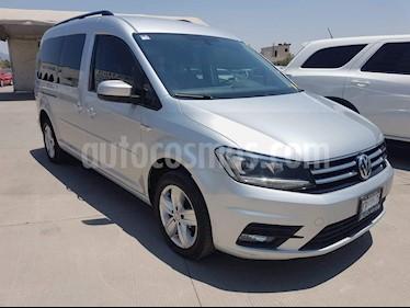 Foto venta Auto usado Volkswagen Caddy Pasajeros (2017) color Plata precio $275,000