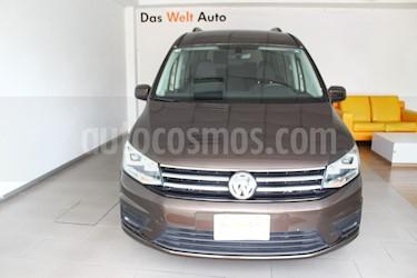 foto Volkswagen Caddy Pasajeros usado (2018) color Marrón precio $82,500