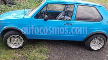 Foto Volkswagen Caribe GTi usado (1986) color Azul precio $63,000