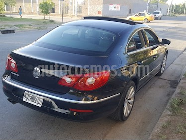 Volkswagen CC 2.0 TSi Exclusive usado (2011) color Negro Profundo precio $590.000