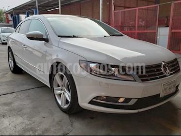 Volkswagen CC 2.0T usado (2015) color Blanco Candy precio $260,000