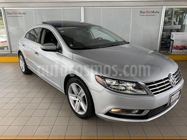 Volkswagen CC 2.0T usado (2016) color Plata precio $309,900