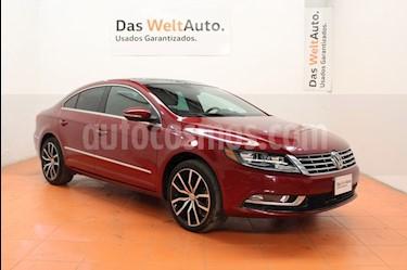 Foto venta Auto usado Volkswagen CC 2.0T (2017) color Rojo precio $439,000
