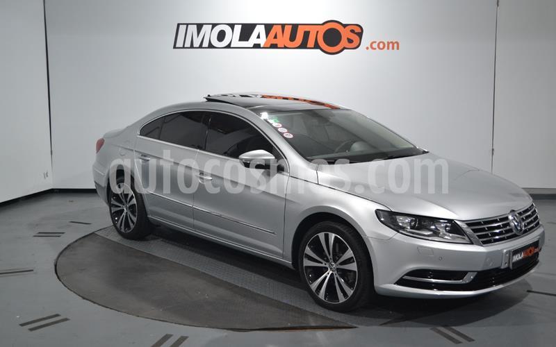 Volkswagen CC 2.0 TSi Elegance DSG usado (2016) color Blanco precio $2.950.000