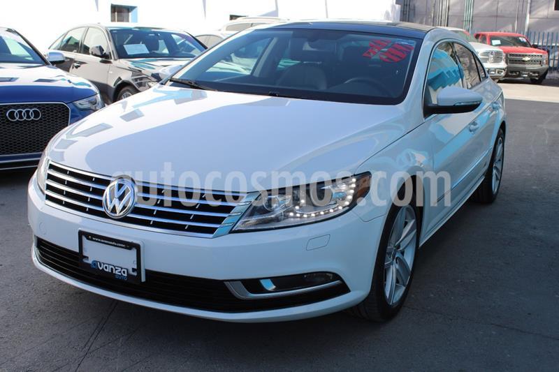 Volkswagen CC 2.0T usado (2015) color Blanco precio $249,000