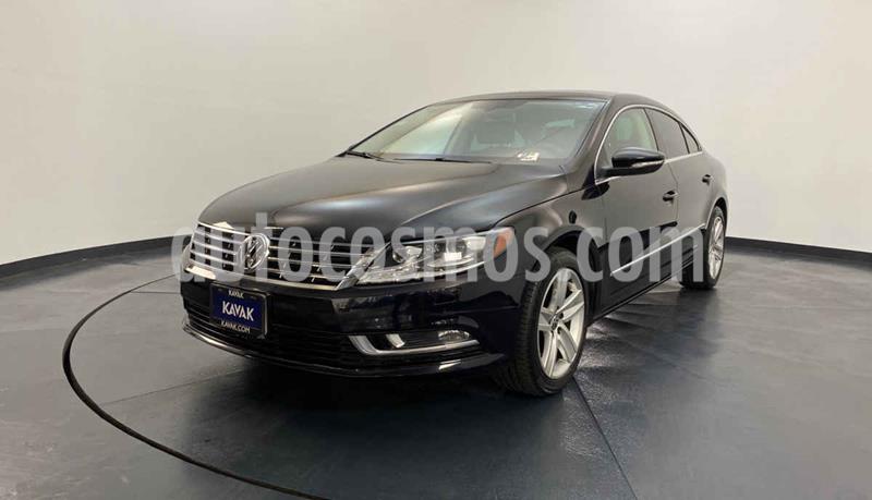 Volkswagen CC Turbo usado (2016) color Negro precio $304,999