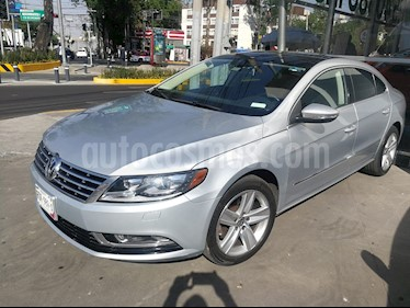 Volkswagen CC 2.0T usado (2015) color Plata Reflex precio $245,000