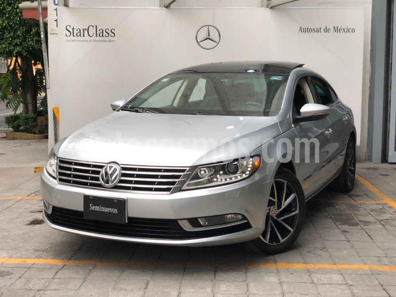Volkswagen CC 2.0T usado (2015) color Plata precio $280,000