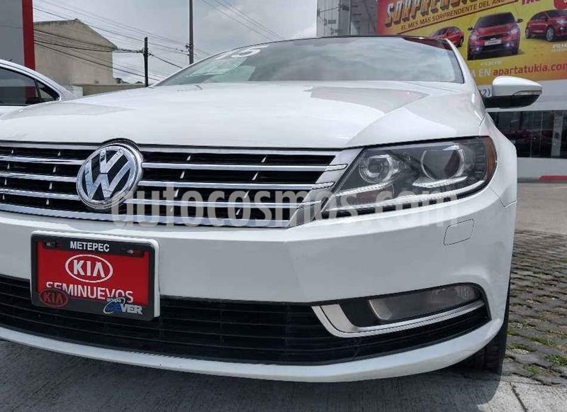 Volkswagen CC Turbo usado (2015) color Blanco precio $244,900