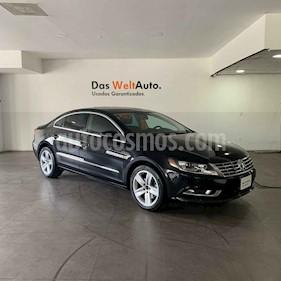 Volkswagen CC 4p Turbo L4/2.0/T Aut usado (2016) color Negro precio $365,000