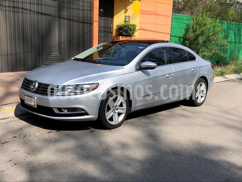 foto Volkswagen CC 2.0T usado (2016) color Plata precio $295,000