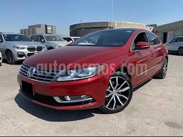 Volkswagen CC 4p Turbo L4/2.0/T Aut usado (2017) color Rojo precio $320,000