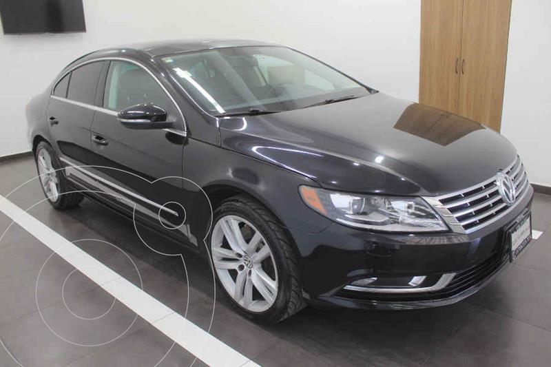 Foto Volkswagen CC V6 usado (2013) color Negro precio $257,000