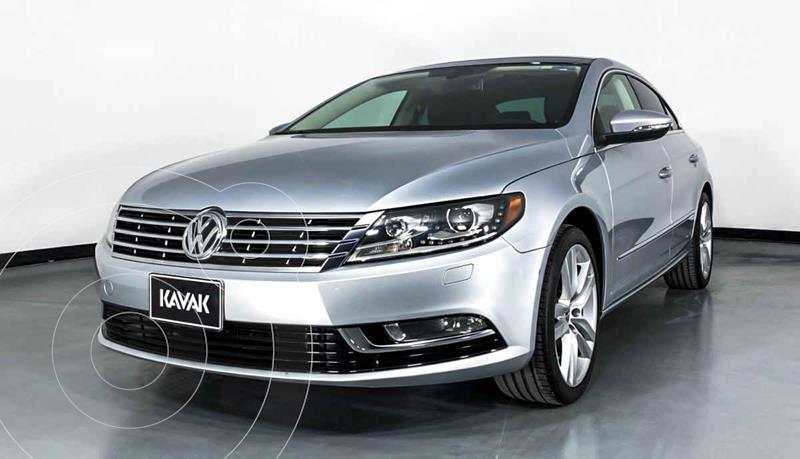 Volkswagen CC V6 usado (2014) color Plata precio $229,999