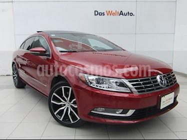 Volkswagen CC Turbo usado (2017) color Rojo precio $345,000