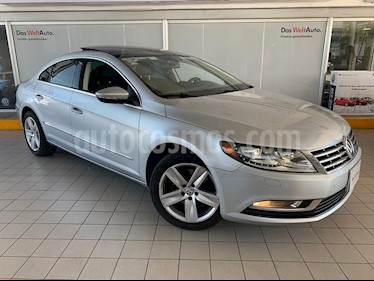 Volkswagen CC Turbo usado (2016) color Plata precio $299,900