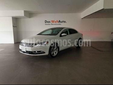 Foto Volkswagen CC Turbo usado (2017) color Blanco precio $445,000
