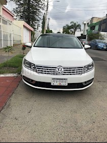 Foto Volkswagen CC V6 usado (2014) color Blanco Candy precio $290,000