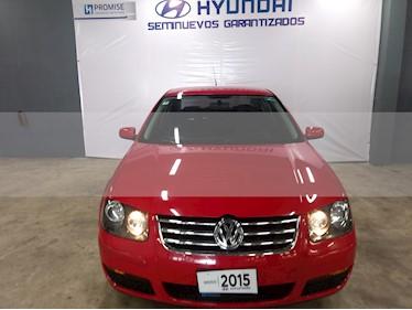 Foto venta Auto usado Volkswagen Clasico CL (2015) color Rojo precio $130,000
