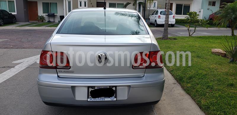 Volkswagen Clasico CL usado (2011) color Plata precio $105,000
