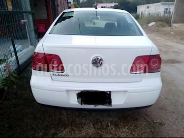Volkswagen Clasico CL Team Seguridad usado (2013) color Blanco precio $110,000