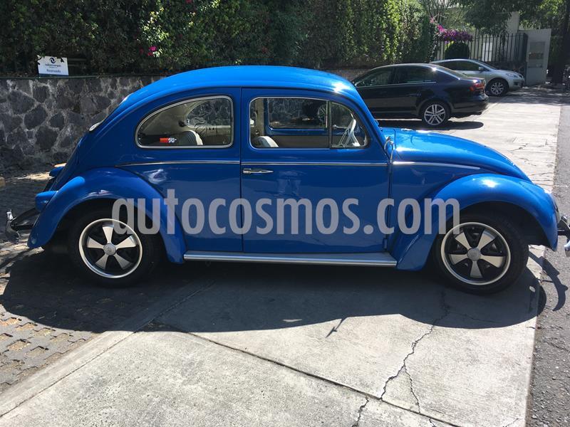 Volkswagen Clasico City usado (1972) color Azul precio $100,000
