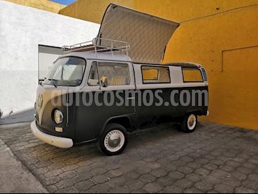 Foto venta Auto usado Volkswagen Combi Manual (1981) color Negro precio $110,000