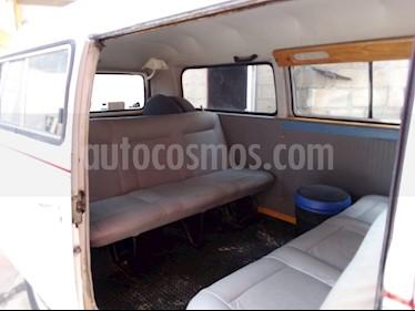 Foto Volkswagen Combi Manual usado (1999) color Blanco precio $79,000