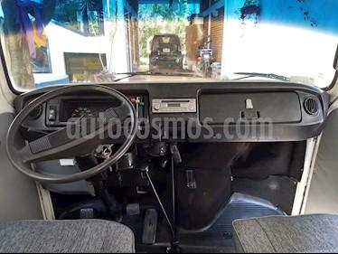 Volkswagen Combi Manual usado (1992) color Blanco precio $69,500