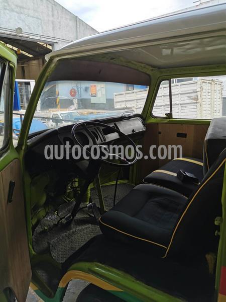 Volkswagen Combi Caravelle usado (1979) color Verde precio $47,000