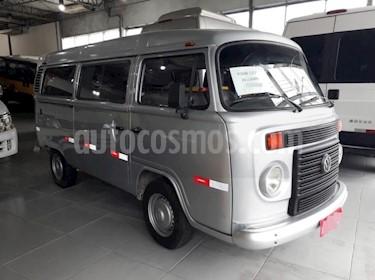 Volkswagen Combi Manual usado (2001) color Plata precio $40,000