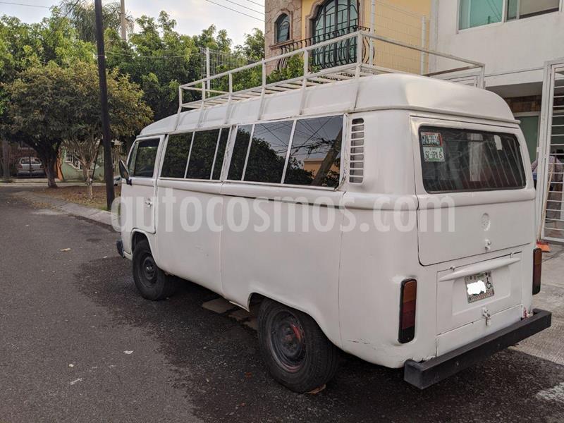 Volkswagen Combi Panel (Carga) usado (1993) color Blanco precio $43,500