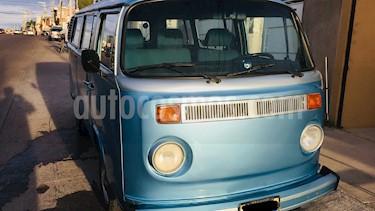 Foto Volkswagen Combi Panel (Carga) usado (1981) color Azul Electrico precio $98,500